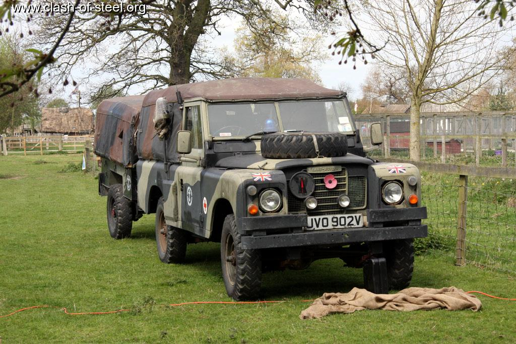 Royal Gate Dodge >> Clash of Steel, Image gallery - British military Series 3