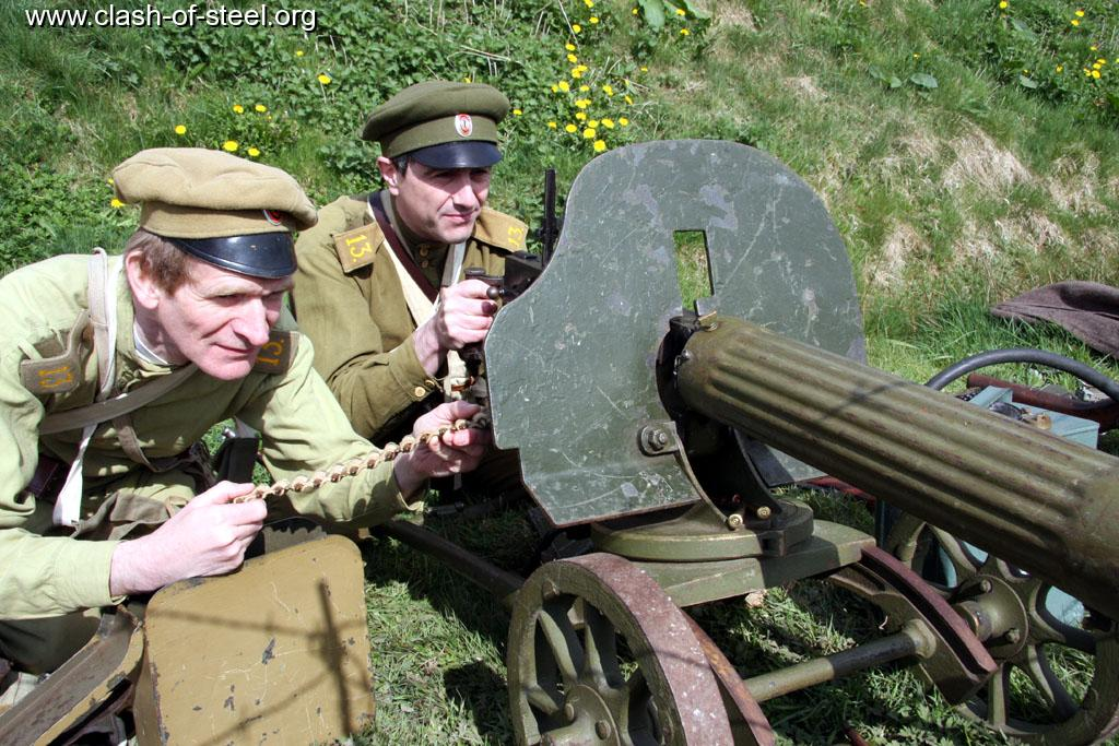 Clash of Steel, Image gallery - World War 1 Russian Imperial Machine