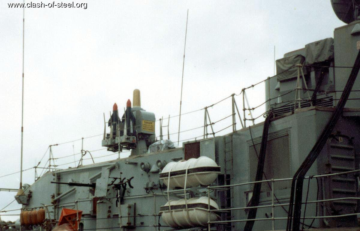 Royal Gate Dodge >> Clash of Steel, Image gallery - Sea Cat Anti-Aircraft