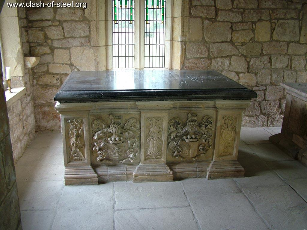 Clash of Steelfor Military History & Aviation enthusiasts                Sir Thomas Fairfax's Tomb & Memorial