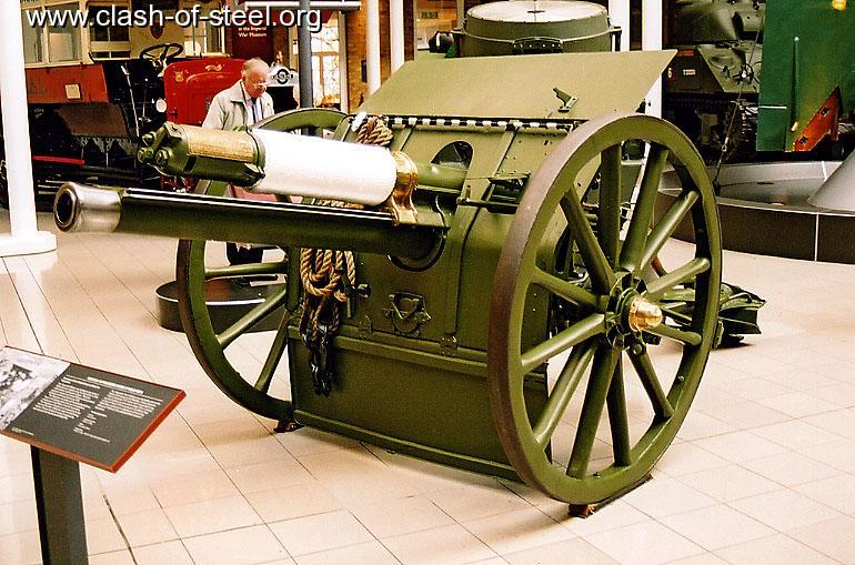 Clash of Steel, Image gallery - British 18pr Field Gun