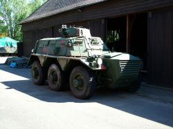Alvis Saracen Armoured Car