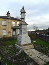 Farsley War memorial