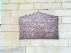 Farsley South African War Memorial