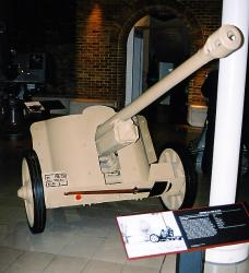 German Pak 38 Anti-Tank gun