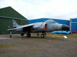 BAe Systems Sea Harrier FA 2 - XE 694