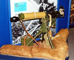 Vickers Mk1 Medium machine gun