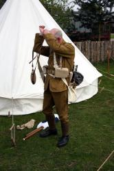 British soldier of the Boer War - stand to! - MUR3_abwkit6