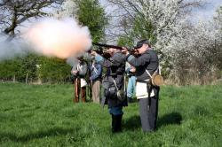 American Civil War, Volley fire - MUR3_acwvolley2