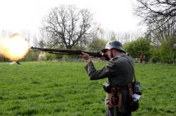 Firepower through the ages - German WW1 Mauser g98 - MUR3_ftag983