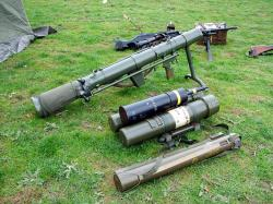 British Light anti-armour weapons