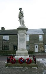 Towlaw War Memorial