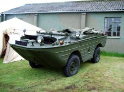 GAZ-46 Russian amphibious vehicle