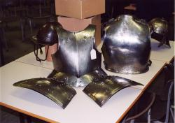 Late 17th Century Pikeman's Armour