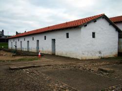 Arbeia - Roman Barracks, reconstruction