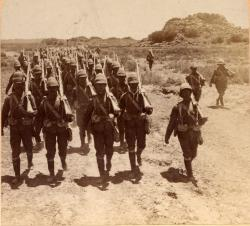 'Her Majesty's Heroes' - British troops in South Africa
