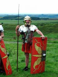 Roman Legionary of the 1st Century