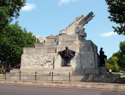 Royal Artillery Monument, London